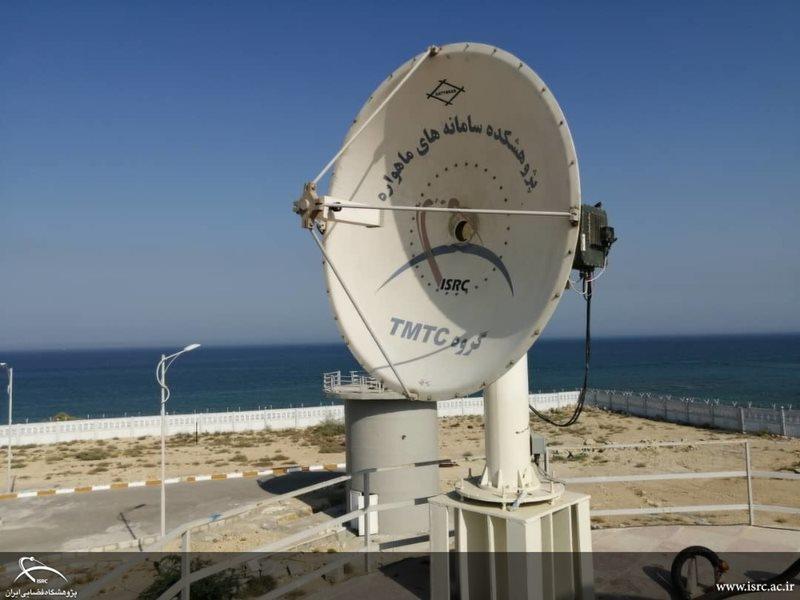 آماده سازی ایستگاههای زمینی در آستانه پرتاب ماهواره مخابراتی «ناهید ١»