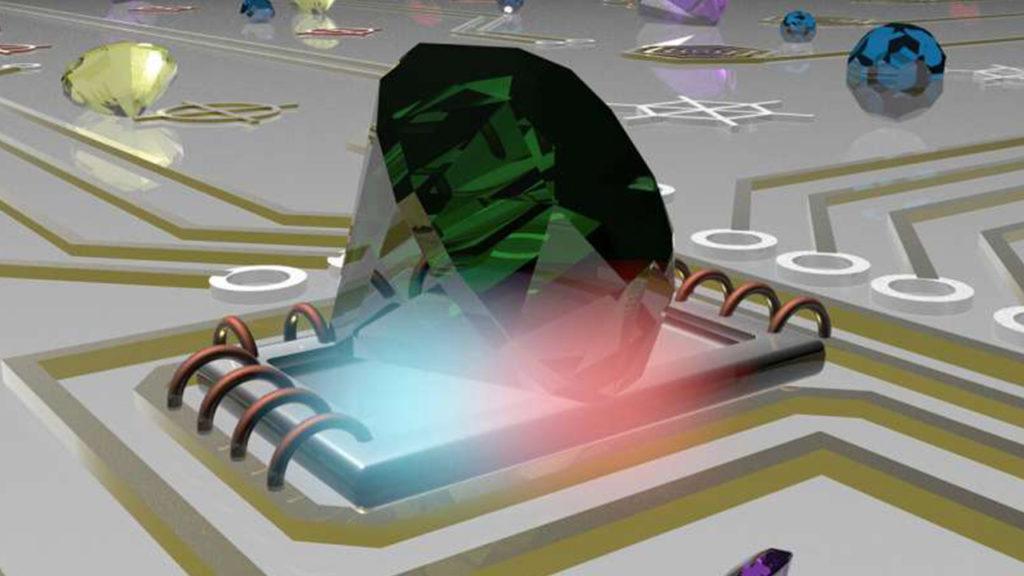 ساخت دماسنجی برای اندازهگیری دما در مقیاس نانو