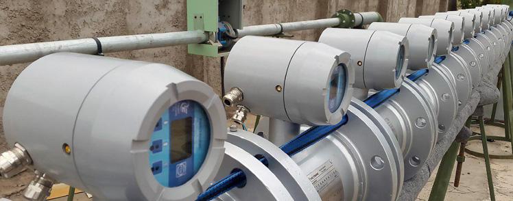 تولید صنعتی فلومتر مایعات مورد نیاز صنعت آب و فاضلاب در کشور