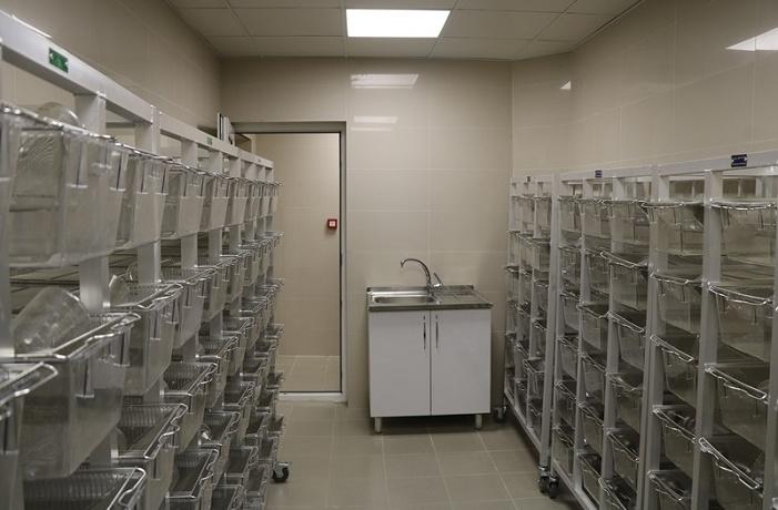 در دانشگاه تهران راهاندازی شد: آزمایشگاه تجربی و بخش تکثیر و نگهداری حیوانات آزمایشگاهی