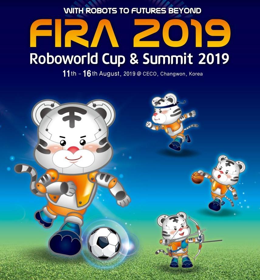 درخشش تیم های ایرانی در رقابت های جهانی رباتیک کره جنوبی/ایران میزبان مسابقات جهانی رباتیک فیرا ۲۰۲۰ شد