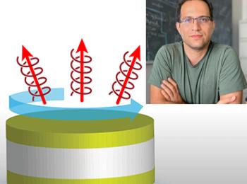 فیزیکدان ایرانی موفق به کشف اثر جدید عایقهای توپولوژی شد