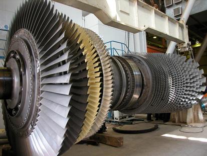 چرخش توربین گازی نیروگاه ها با محصولات نسوز ایرانی