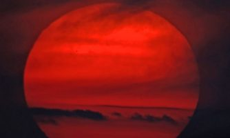 تصاویر گذر نادر عطارد از مقابل خورشید – ۲۰ آبان ۹۸