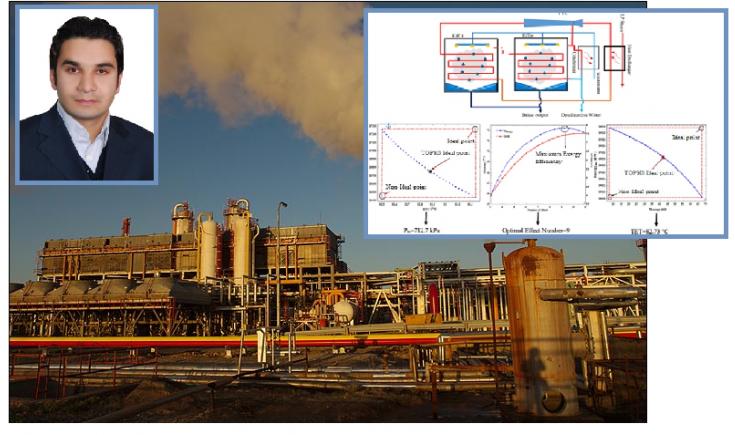 در دانشگاه حکیم سبزواری انجام شد: امکان سنجی و طراحی سیستم تصفیه پساب پالایشگاهی به کمک بازیافت حرارت