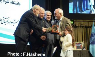 گزارش تصویری بیست و پنجمین دوره جشنواره تحقیقاتی علوم پزشکی رازی
