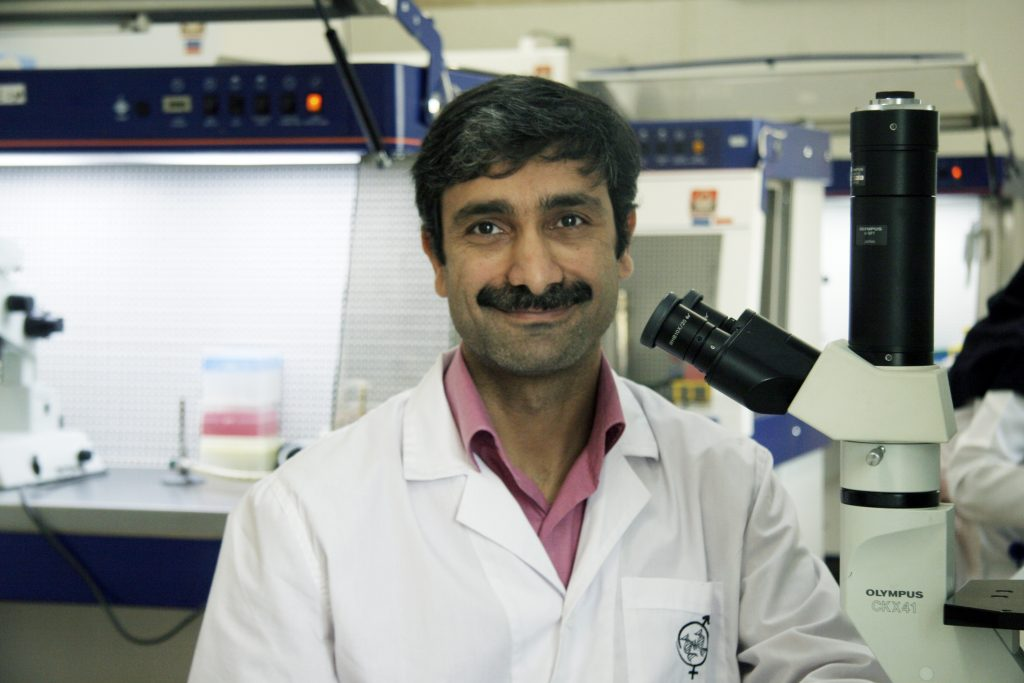 دانشمند ایرانی سلولهای بنیادی، عضو آکادمی علوم جهان شد