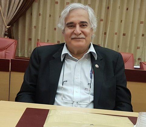 دکتر مر، رییس گروه علوم پایه فرهنگستان علوم شد