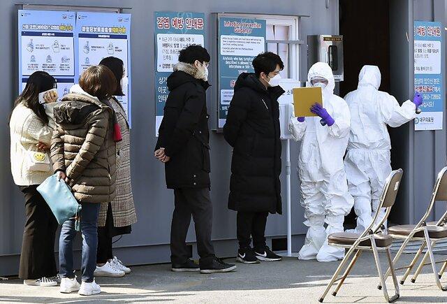 شناسایی ۲۸۴ مورد جدید ابتلا به کووید- ۱۹ طی یک روز در کره جنوبی/فوت نخستین شهروند فرانسه در اثر کرونا
