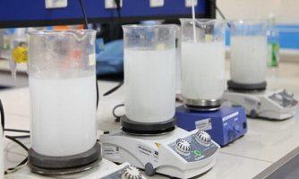 عرضه محلول و فومهای آنتی ویروس نانونقره توسط فناوران ایرانی