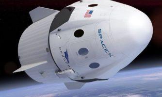 پایان یک دهه توقف پرتاب فضانوردان ناسا از خاک آمریکا