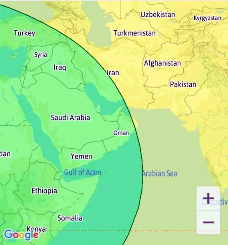 رکورددار جهانی رویت هلال: هلال شوال، غروب شنبه در مناطق مختلف ایران قابل رویت است