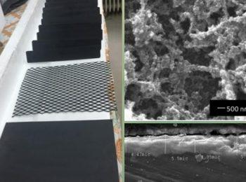 ساخت الکترودهای کاراتر با فناوری نانو در دانشگاه صنعتی امیرکبیر