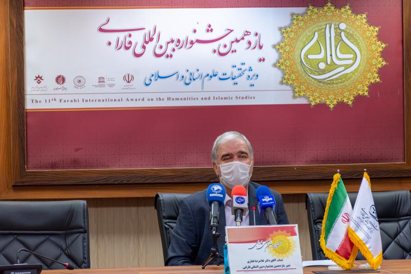 اختتامیه یازدهمین دوره جشنواره فارابی، دوشنبه آینده برگزار می شود
