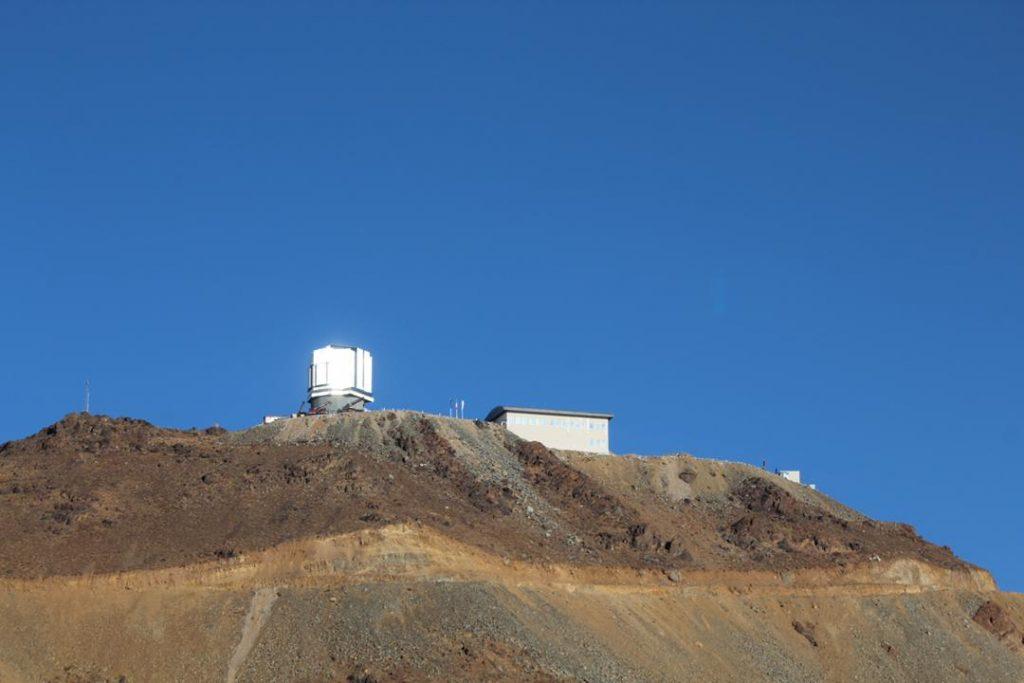 پایان عملیات عمرانی رصدخانه ملی ایران/نصب کامل گنبد رصدخانه ملی در دو، سه ماه آینده
