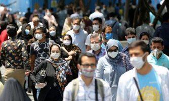 ۳۶ درصد جمعیت مبتلایان کووید- ۱۹ در ۱۸ شهر کشور، «بدون علامت» و در حال انتشار ویروس