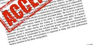 مشاور معاون پژوهشی وزیر علوم:دیوان عدالت اداری، صرفا الزام چاپ کاغذی مقاله برای دفاع رساله را حذف کرده است/اکسپت مقاله برای دفاع از رساله ضروری است