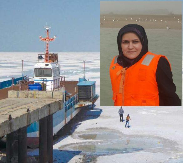 همکاری دانشمندان ایران  و آمریکا برای نجات دریاچه ارومیه