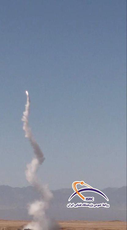 آزمون زیرمداری موفق سامانه انتقال مداری سامان ۱