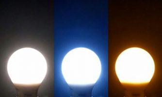 تاثیر تابش لامپ های ال ای دی نور سفید در افزایش وزن