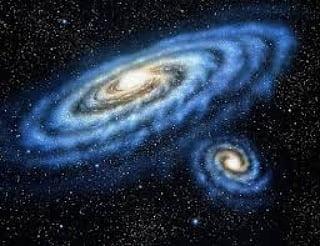 منشأ کهکشان های مارپیچی، میدان های مغناطیسی چرخان هستند