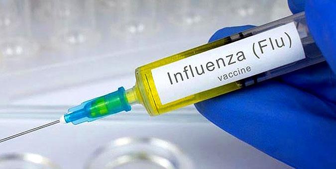 واکسن آنفولانزا موجب کاهش بروز عوارض شدید در مبتلایان به کرونا می شود