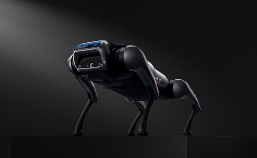 ربات سایبر داگ، سگ نگهبانی با هوش مصنوعی