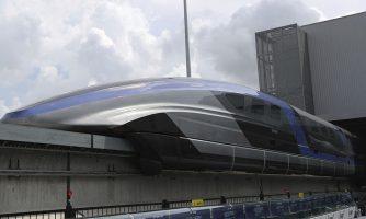 آغاز به کار سریعترین قطار جهان در چین