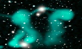 دو شبح رقصنده در فاصله یک میلیارد سال نوری از ما در فضا کشف شدند